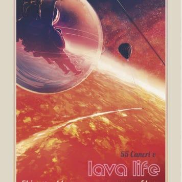 55 Cancri-e :: A Global Ocean of Lava