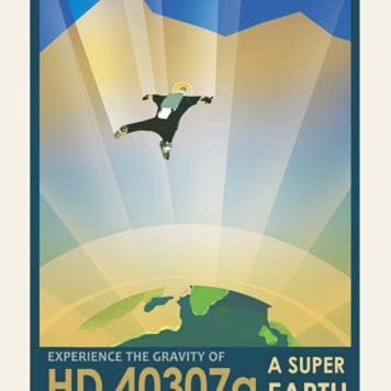 HD 40307g :: A Super Earth