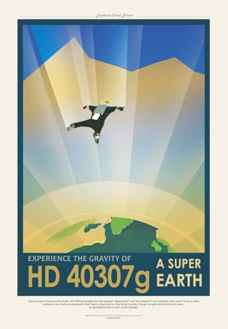 HD 40307g :: Una Super Tierra