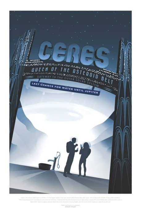 Ceres :: Reina del Cinturón de Asteroide