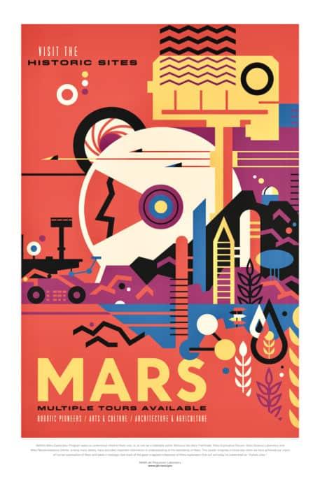 Marte :: Múltiples Tours Disponibles
