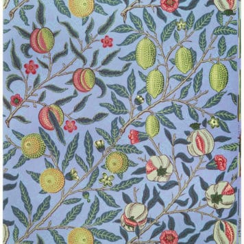 Fruit or Pomegranate by William Morris