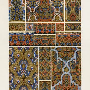Moresque pattern II