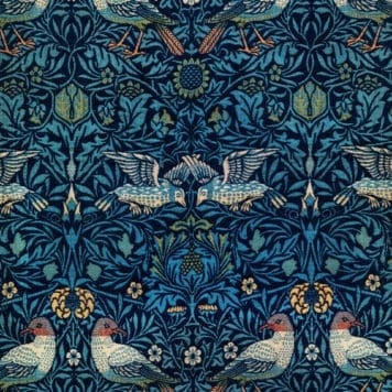 William Morris Bird by William Morris