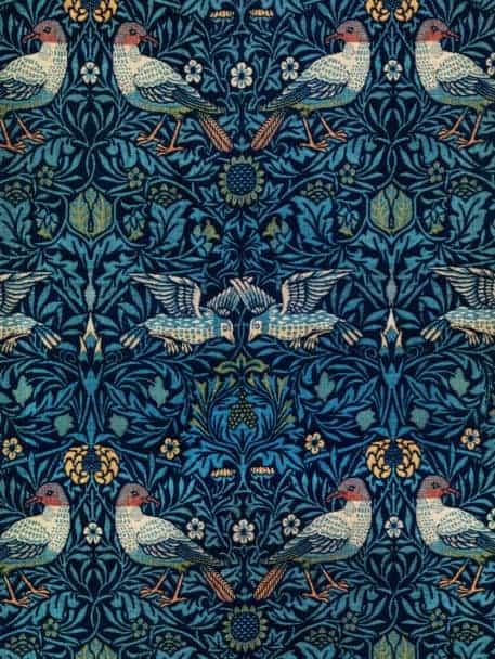 William Morris Bird by William Morris