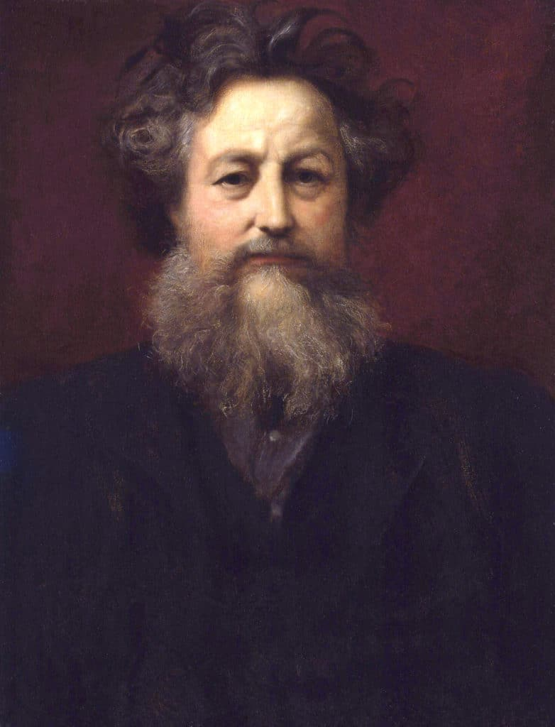 William Morris, the Original Hipster Grandad you wished you had... 3