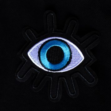 Embroidered Patch Third Eye