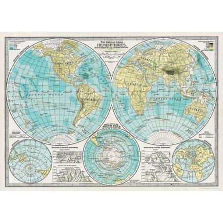 Hemispheres Cavallini & Co