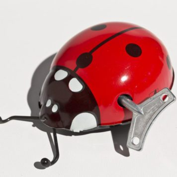 Vintage Red Ladybird