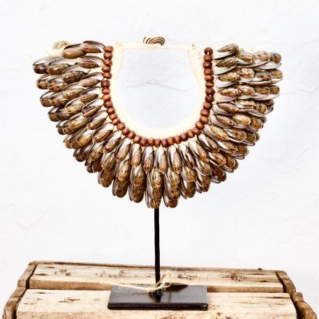 Papuan Seashells Necklace