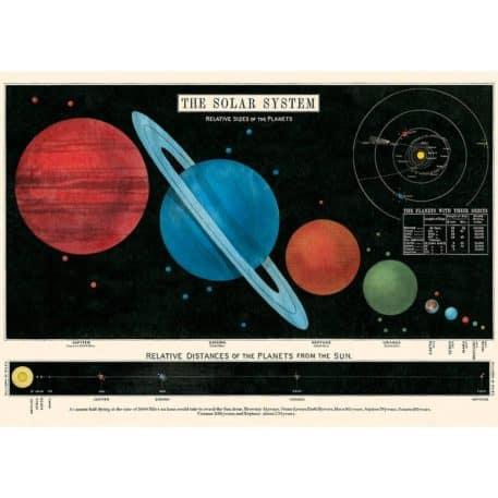 Solar System Cavallini & Co