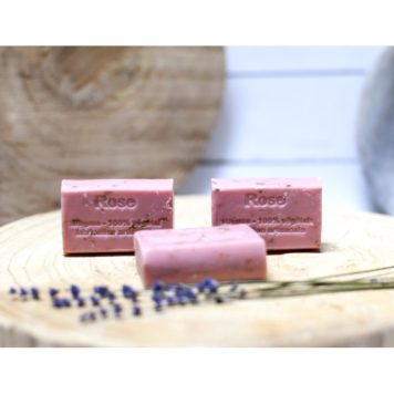 Rose Solid Soap