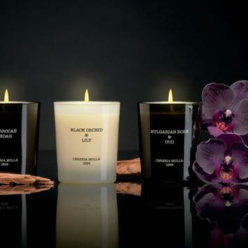 Botanical Candles