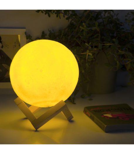 Te regalo la Luna lámpara LED