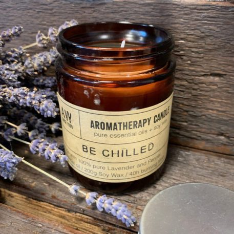 Aromatherapy Soy Wax Candle