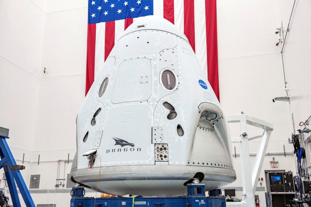 Celebrating the upcoming NASA and SpaceX Memorable Demo-2 mission 6