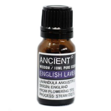 Ancient Wisdom Pure Essential Oils English Lavender