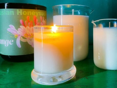 Tamaños de velas de boticario